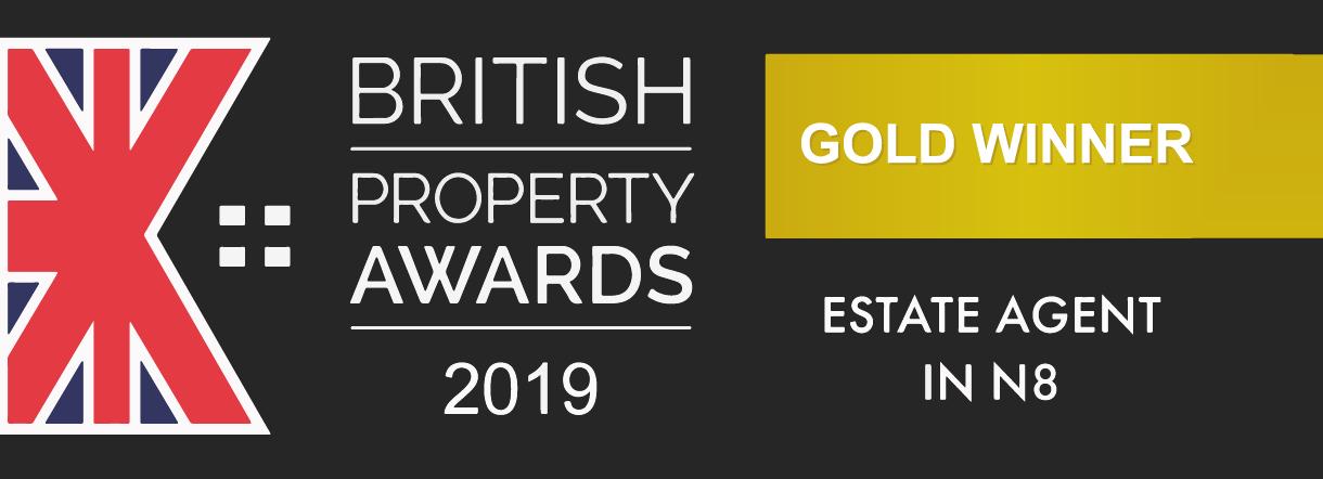 Gold Winner British Property Awards