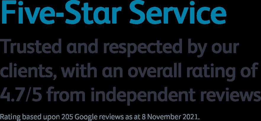 Five-Star Service