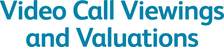 Video call viewings and valuations