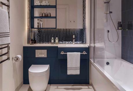 Clarendon bathrooms