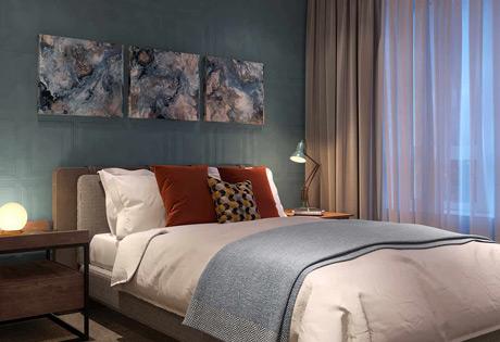 Clarendon bedrooms