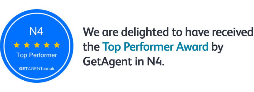GetAgent Top Performer Award N4