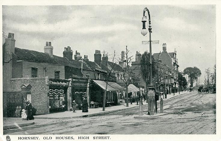 Thinking Local - Hornsey North London | PhilipAlexander Hornsey