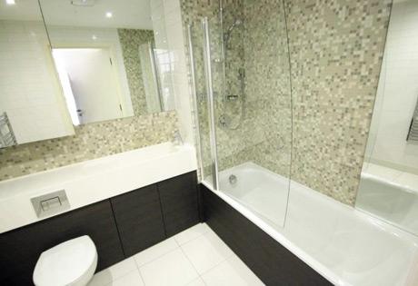 New River Village bathrooms