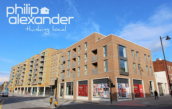 Property of the Week - Hamlet Court Smithfield Square