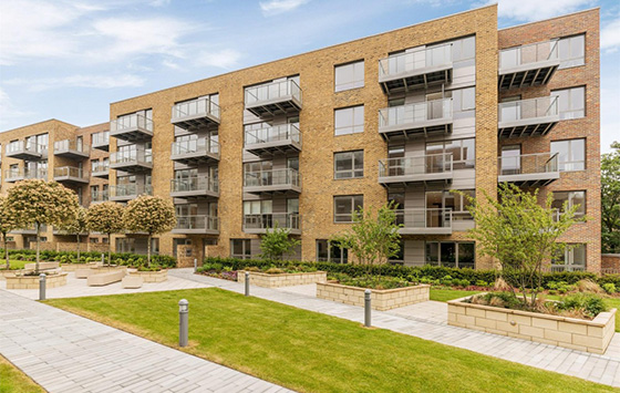 Property of the Week - Purser Court, Smithfield Square
