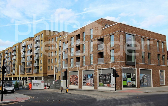 Property of the Week - Purser Court Smithfield Square