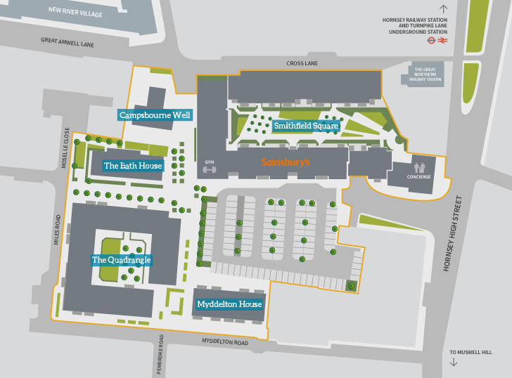Smithfield Square Development Plan