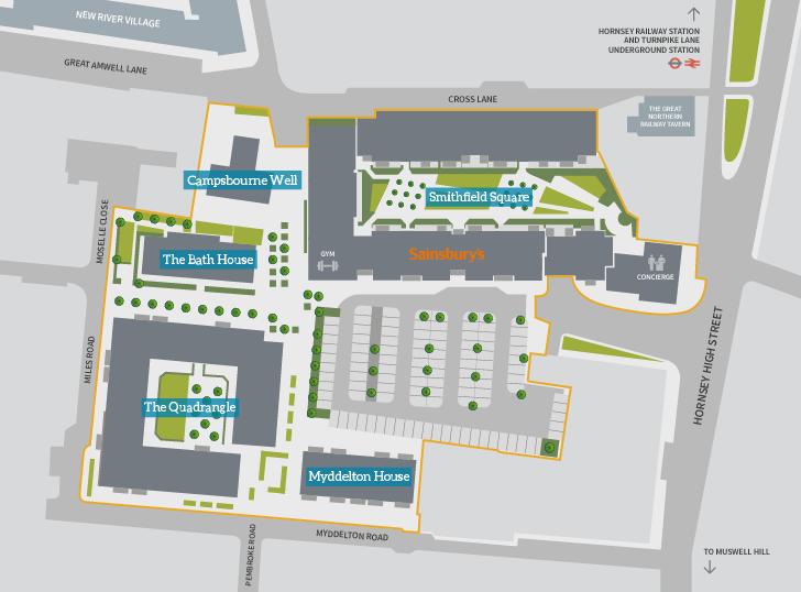 Smithfield Square Development Plan