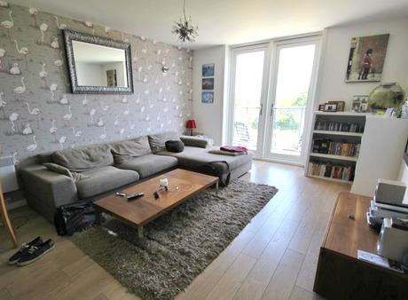 New River Village apartment interior
